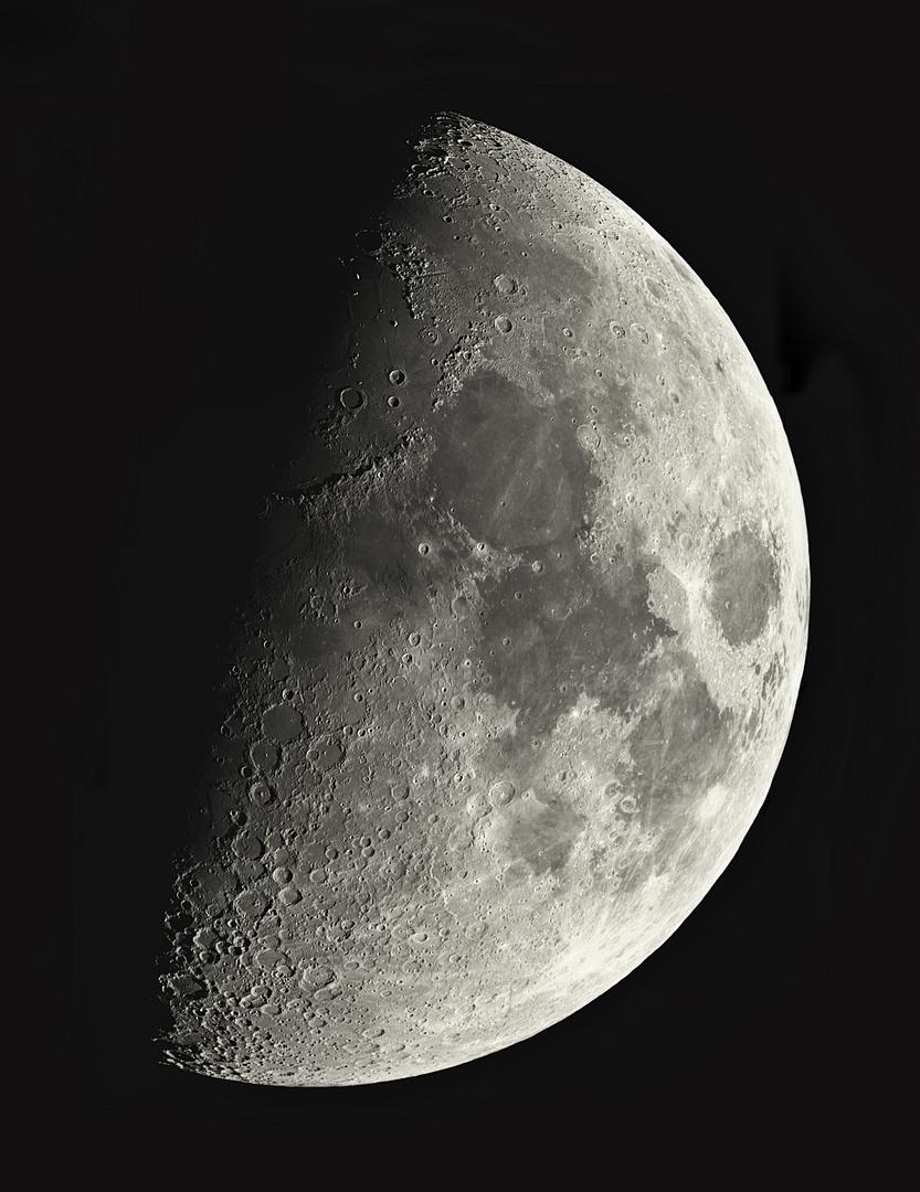 Mondmosaik vom 07.05.2014 // ca. 23:02