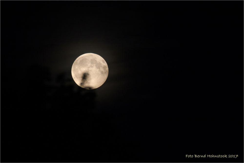 Mondnacht am Niederrhein .... 07-08-3017