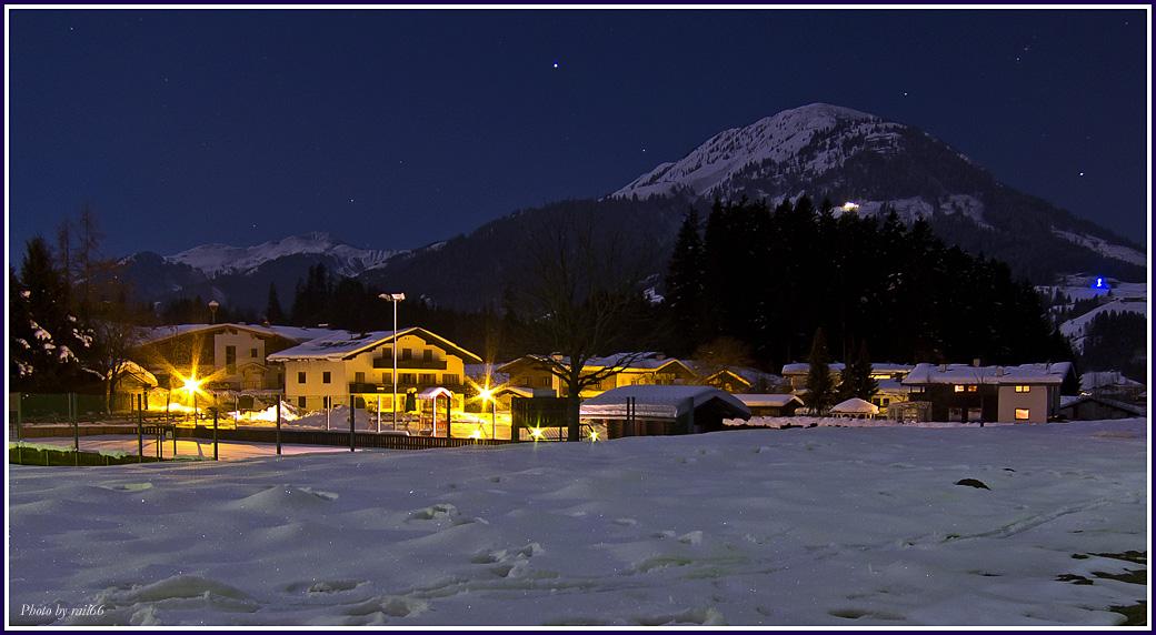 Mondnacht in Kirchberg