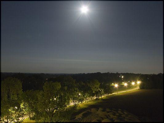 Mondnacht in München