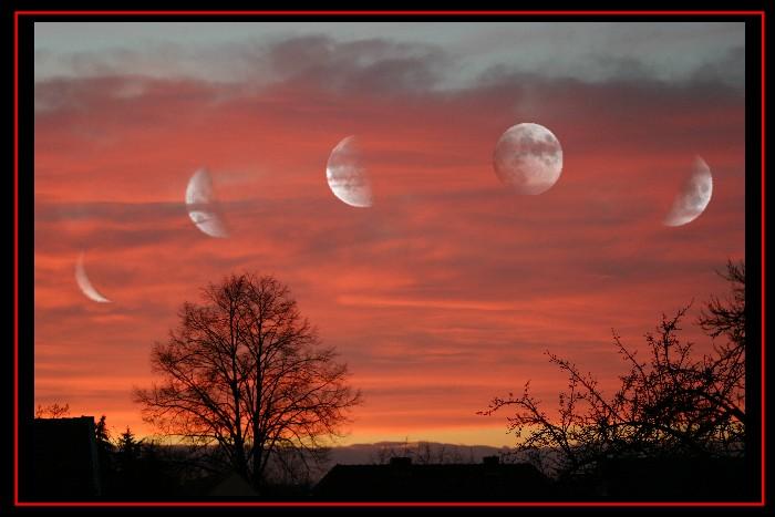 Mondphasen reloaded