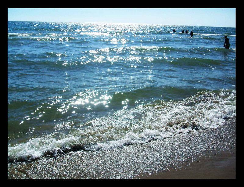 Mondragone Sea