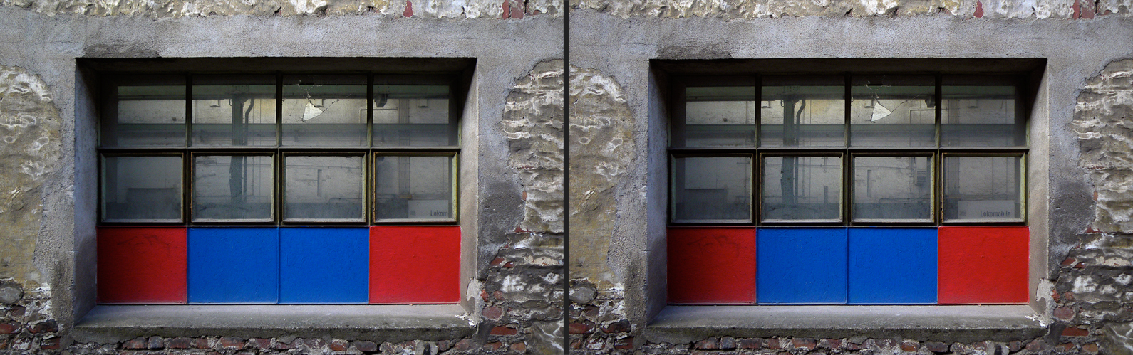 Mondriaans posthumer Durchblick