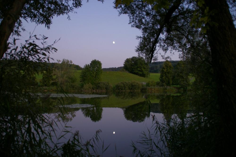 Mondspiegelung !