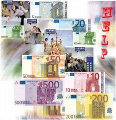 MONEY MAKES THE WORLD GO ROUND?