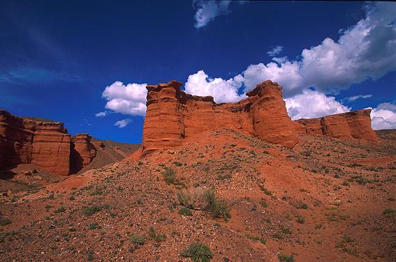 Mongolei - Canyon