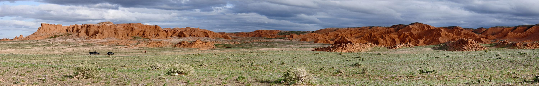 Mongolei-Flaming Cliffs 4