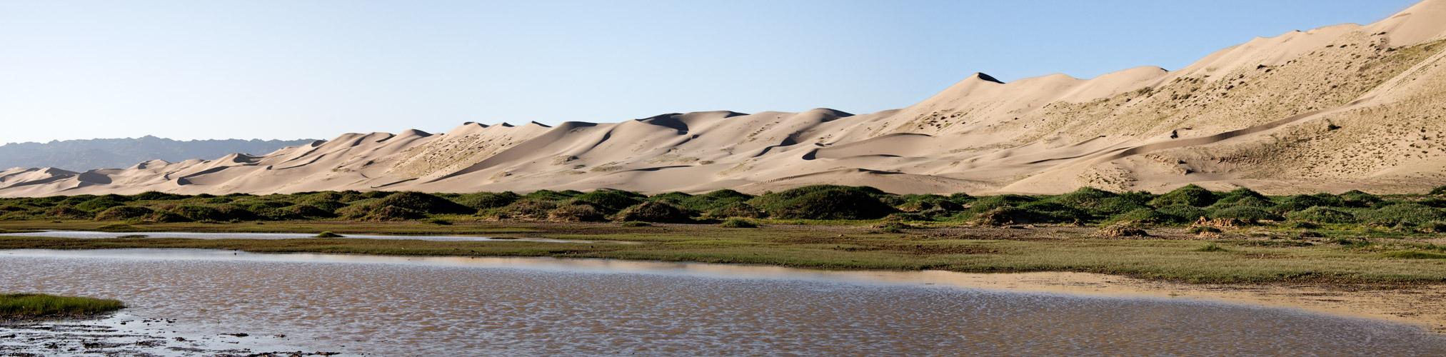 Mongolei-Khongoryn Els