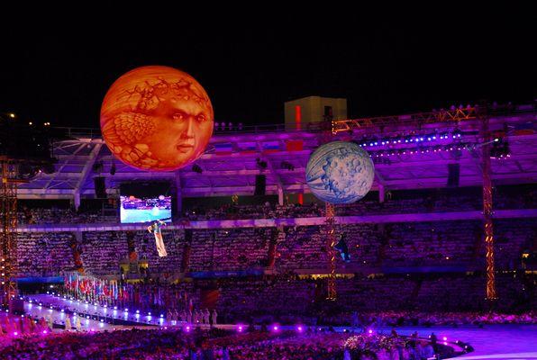 mongolfiere olimpiadi di torino 2006