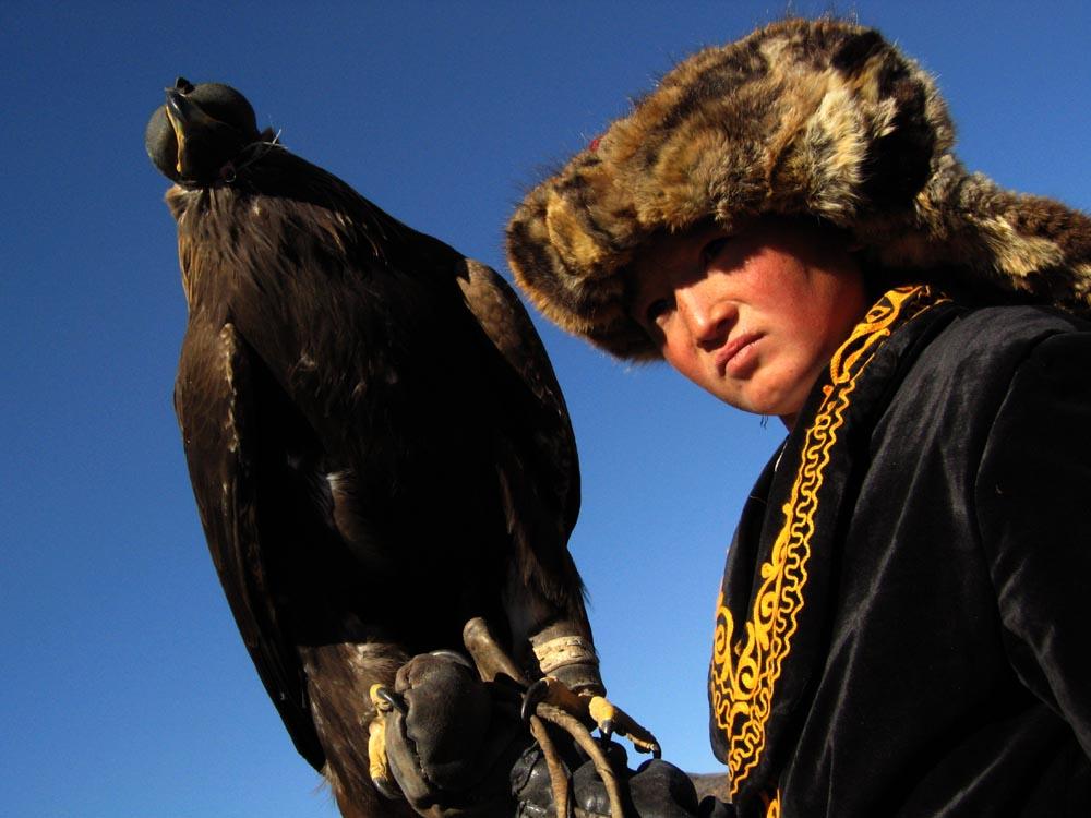 Mongolia (Olgii) - Festival delle aquile