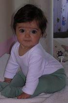 Mónica la bebé - Mónica the baby girl