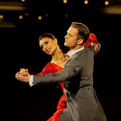 Monica Nigro und Domen Krapez - Slow Waltz (2)