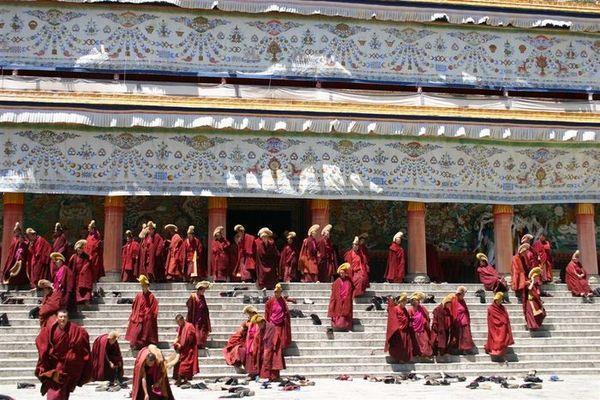 Monks Xiahe