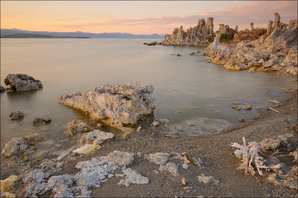 ... Mono Lake Sunset
