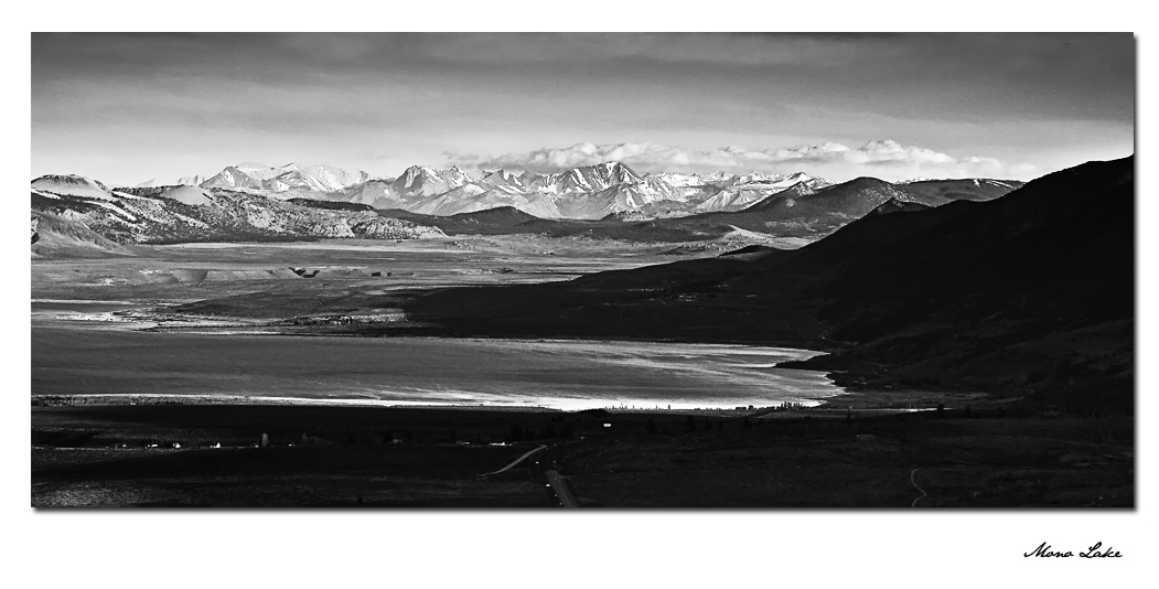 Mono Lake Viewpoint