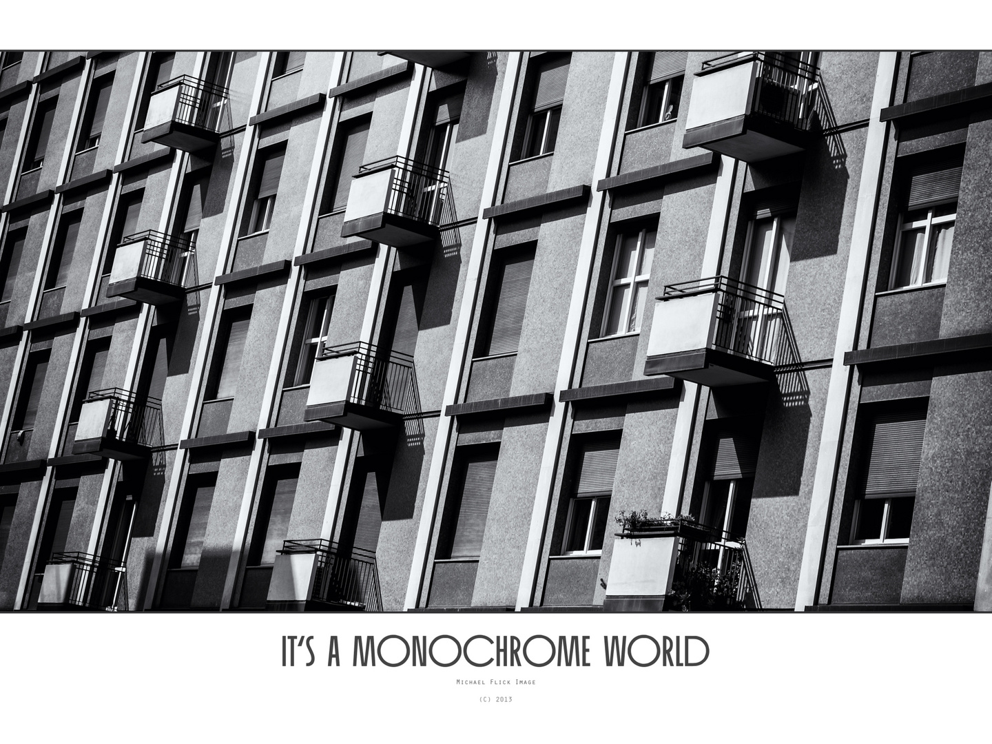 Monochrome World 6