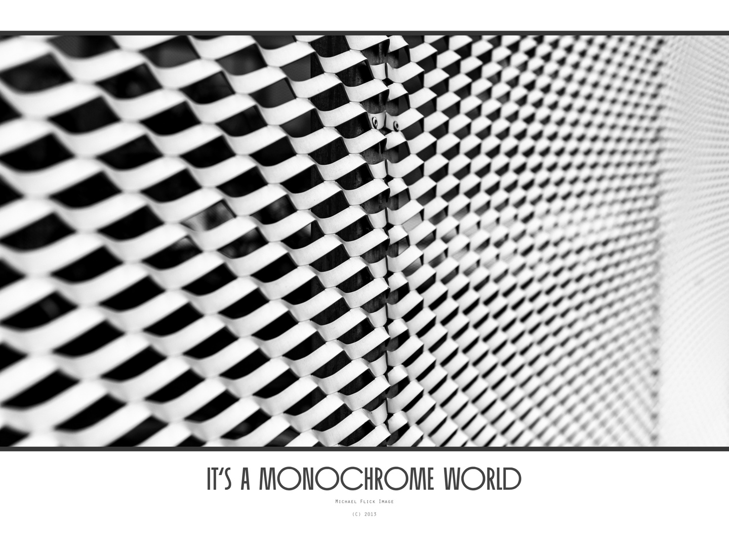 Monochrome World 9