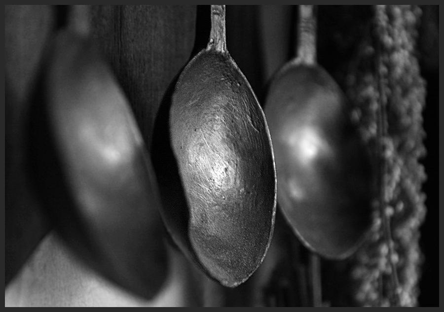 Monochromes Küchenleben Part VI