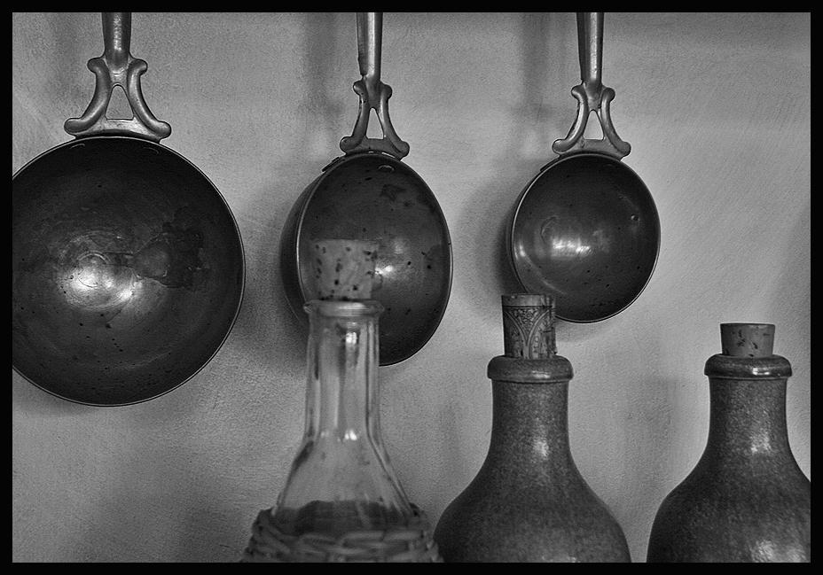 Monochromes Küchenleben Part VIII