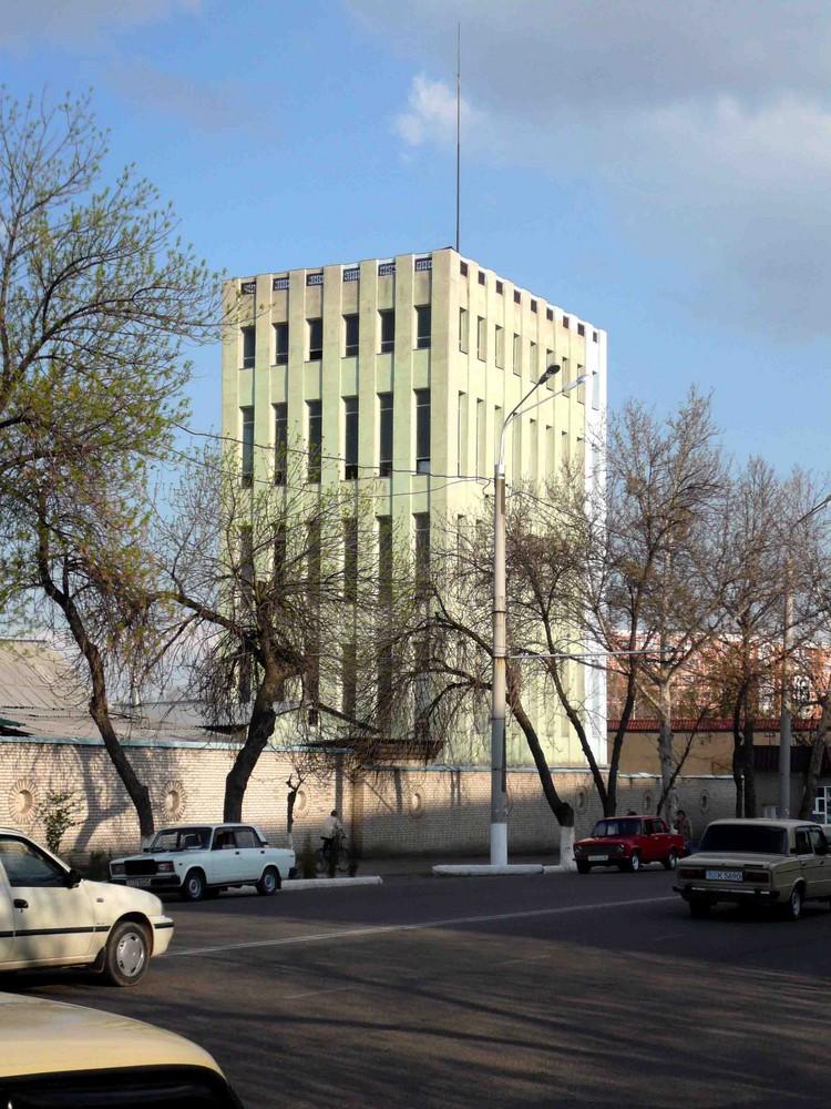 Monolith in Taschkent