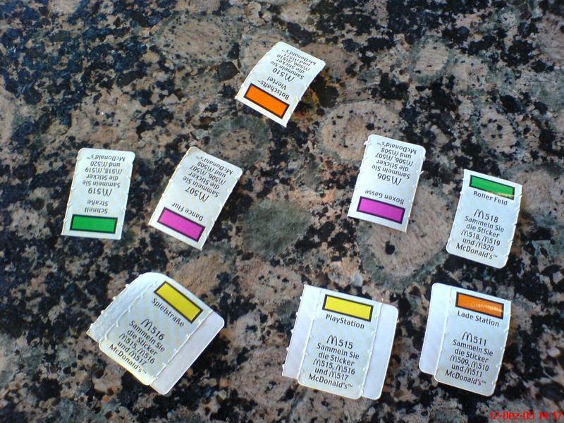 Monopoly Aktion bei MD