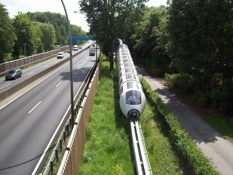 Monorail-Bahn