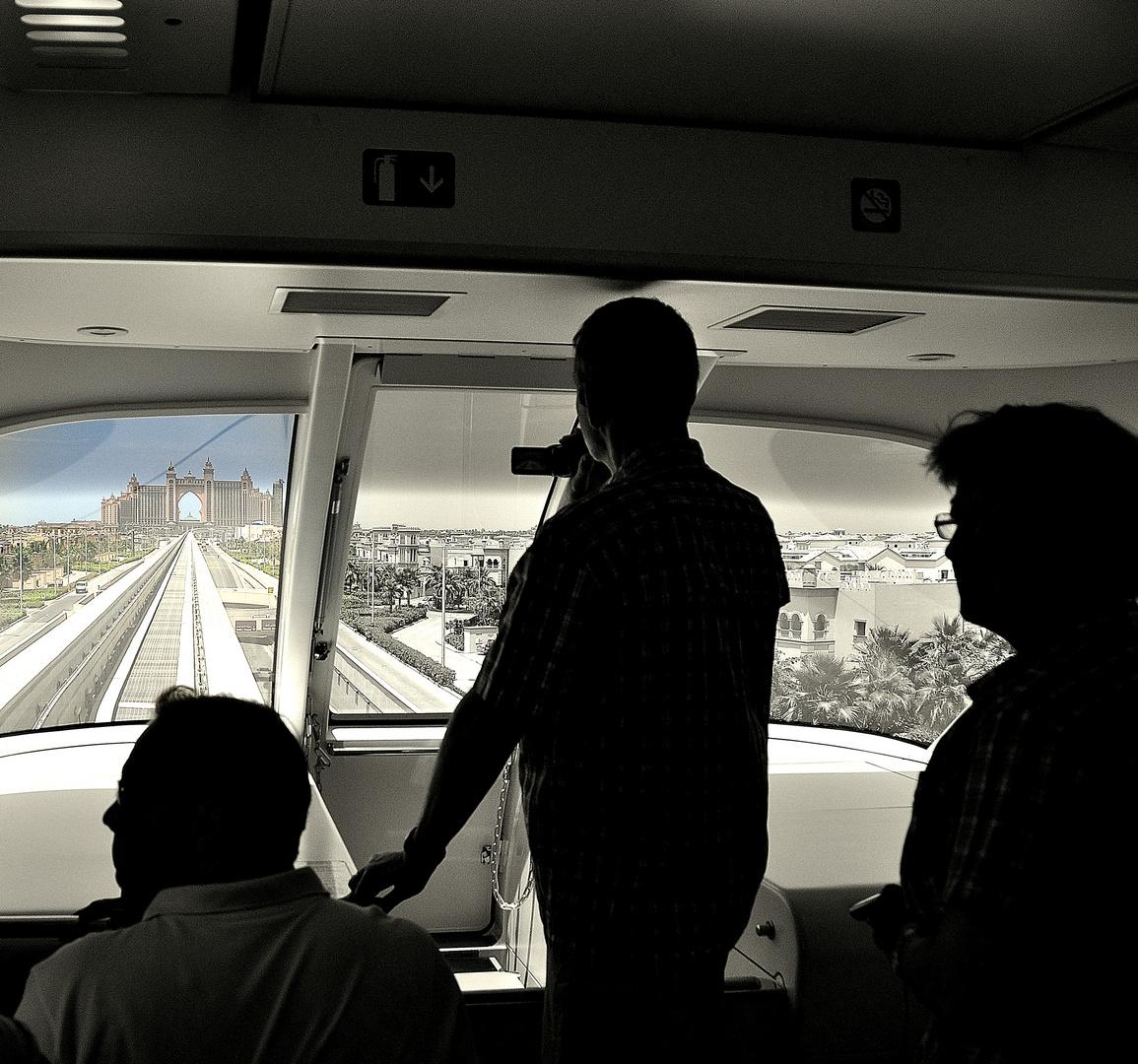 Monorail Palm Jumeirah - Dubai