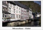 Monschau - Eifel