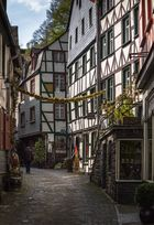 Monschau Eschbachstrasse - eine fast vergessene Einkaufsstrasse