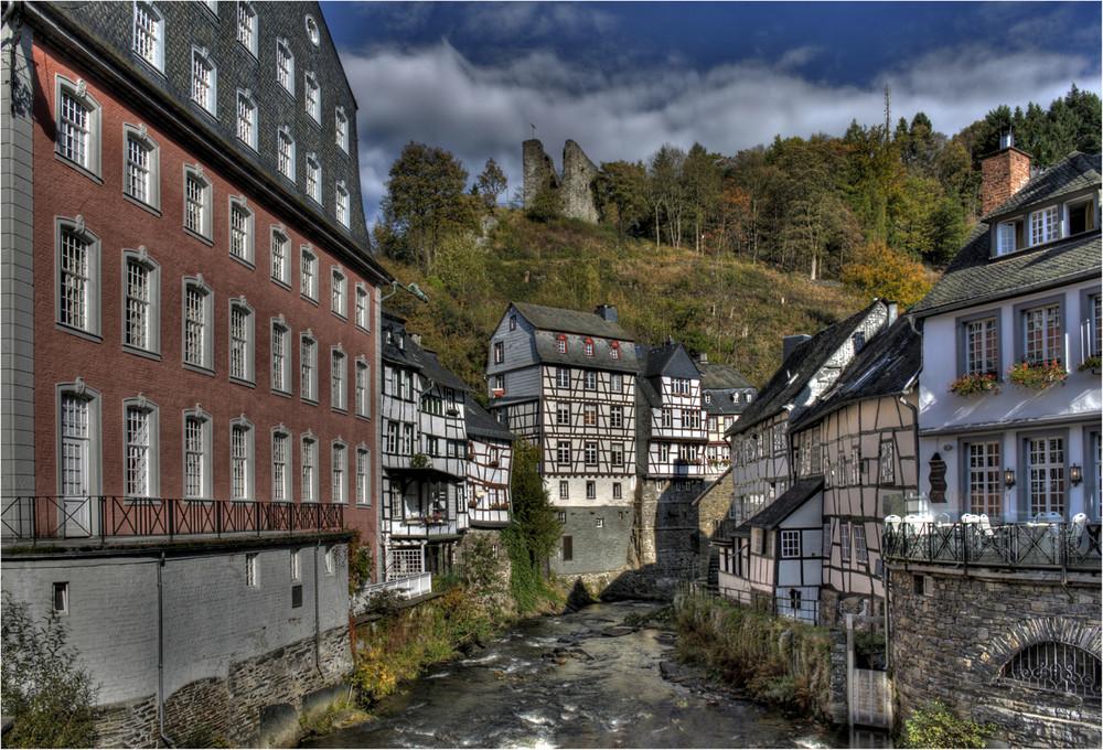 Monschau- Rurblick
