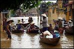 Monsoon floods in Hoi An