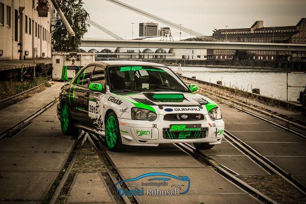 Monster Subaru