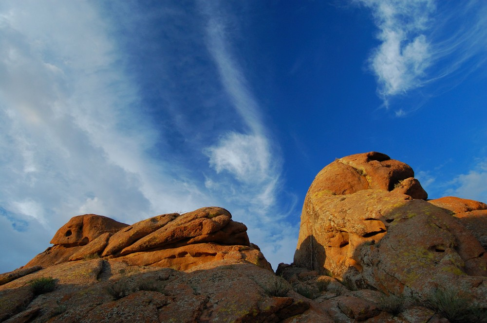 Monstrueux rocher