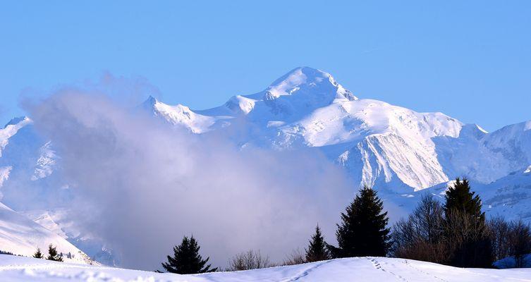 Mont-Blanc à portée de main