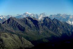 Mont Blanc Südseite