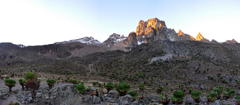 Mont Kenia