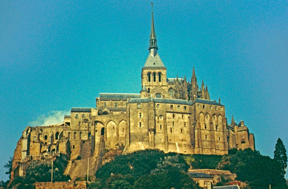 Mont Saint Michel 1966