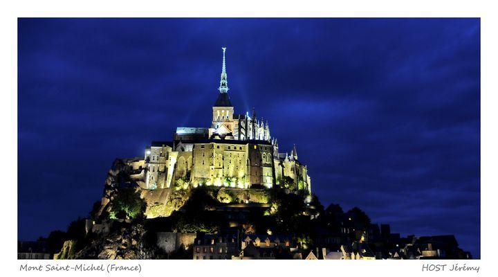 Mont Saint-Michel .2