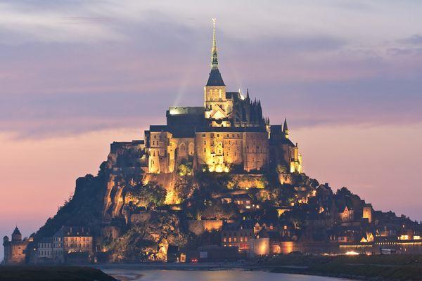 Mont-Saint -Michel