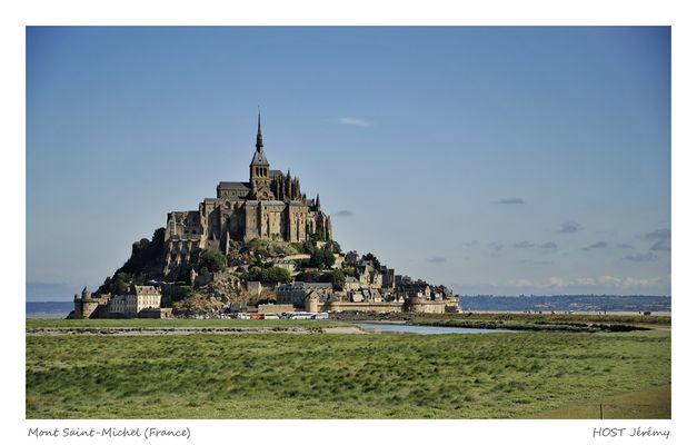 Mont Saint-Michel .3