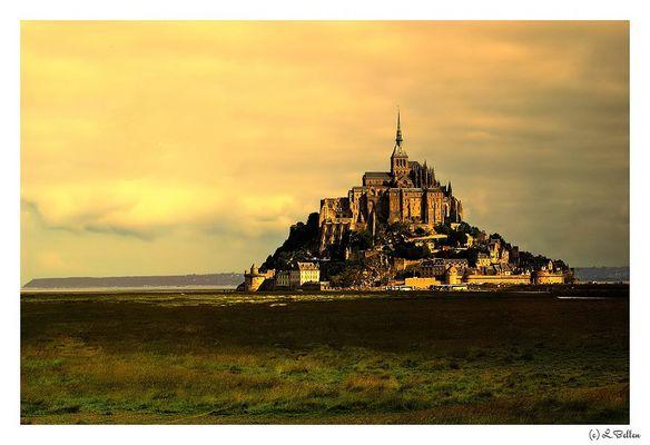 """"""" Mont -Saint - Michel """""""