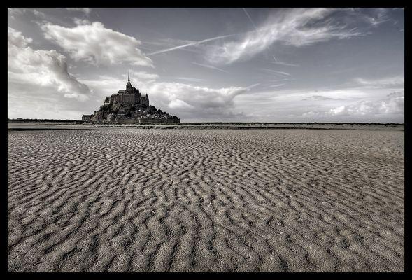 [ Mont Saint Michel ]