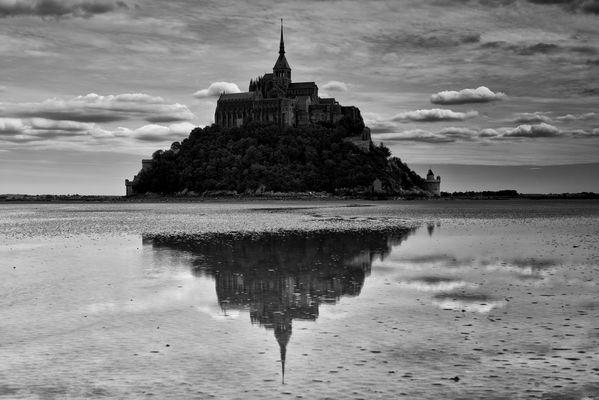 ...Mont Saint-Michel...