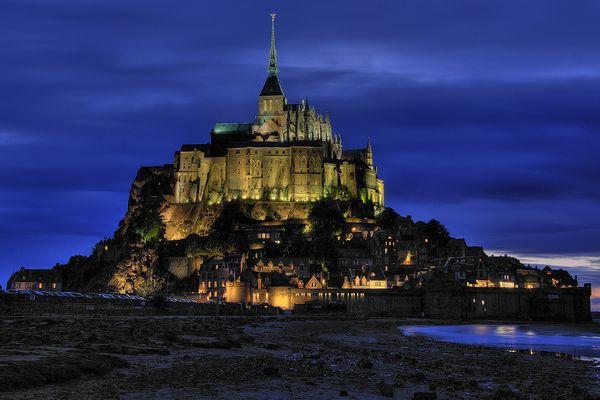 Mont - Saint - Michel