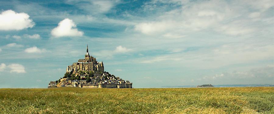 Mont-Saint-Michel ; Faszination seit tausend Jahren