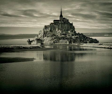 ~ Mont-Saint-Michel III ~
