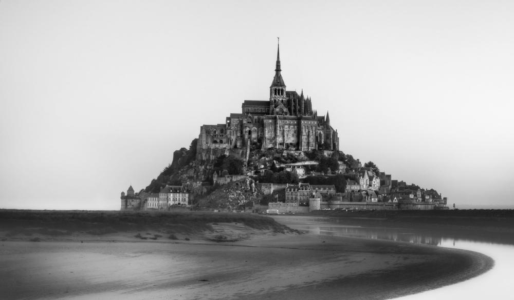 Mont Saint-Michel S&W