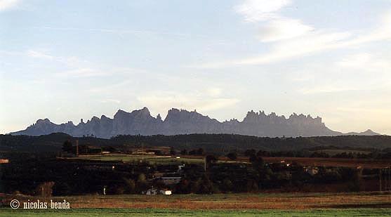 Mont Serrat - Katalonien