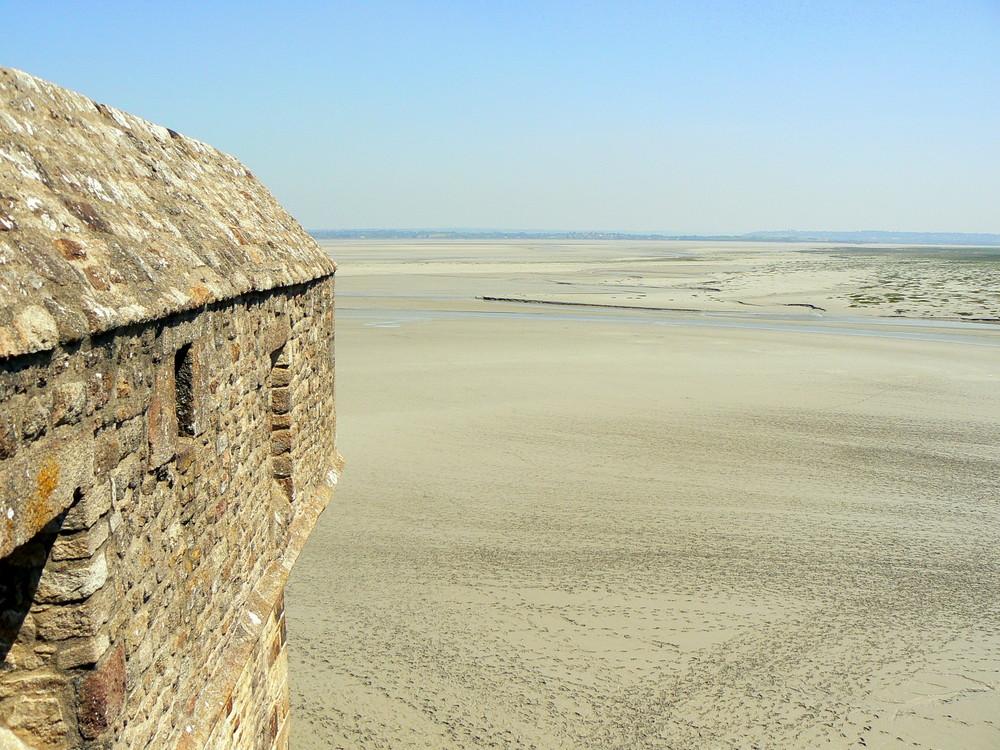 Mont St Michel --