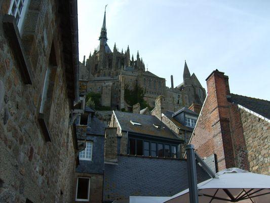 Mont St. Michel Bretagne ou Normandie??
